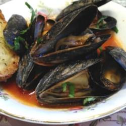 Mussels Pomodoro