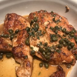 30 minute meal recipes allrecipes quick chicken piccata recipe and video chef johns quick and easy pan fried chicken sisterspd