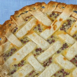 Sour Cream Gooseberry Pie Recipe