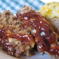 Smokey Chipotle Meatloaf Recipe
