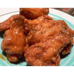 Sweet Spicy Wings Recipe