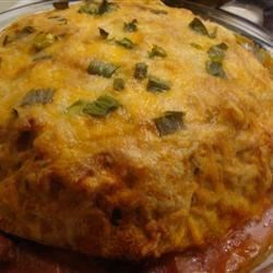 Cheesy Enchilada Stack Recipe