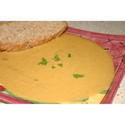 Pumpkin and Sausage Soup