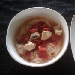 Cindy's Thai Hot and Sour Soup Recipe