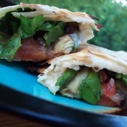 Photo of Black Bean and Artichoke Burritos by Victoria M.H.
