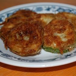 Fried Cucumbers