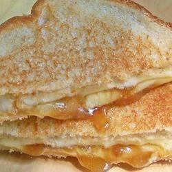 Sweet Grilled Cheese Recipe