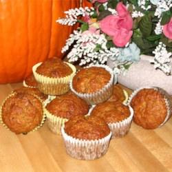 Being Frugal Sally: Addictive Pumpkin Muffins