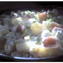 New Red Potato Salad Recipe