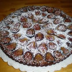Photo of Vanilla Pistachio Fig Tart by Jules B.