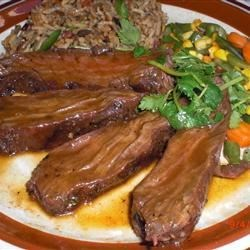 Photo of Bubba's Barbequed Skirt Steak by bubba