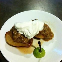 Brandied Pears Recipe
