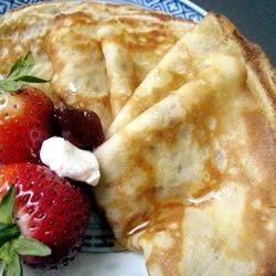 Real French Crepes Recipe