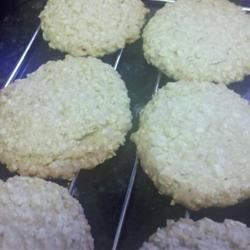Oatmeal Shortbread Cookies Recipe