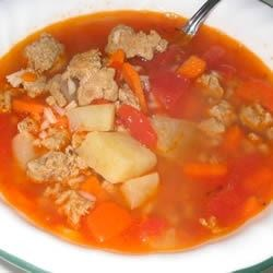 Aunt Dot's Brunswick Stew Recipe