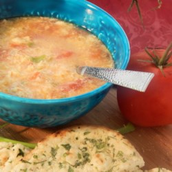 Chinese Tomato and Egg Soup