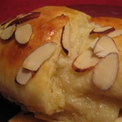 Image of Almond Croissants, AllRecipes