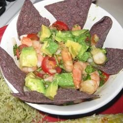 Image of Avocado Shrimp Ceviche-Estillo Sarita, AllRecipes