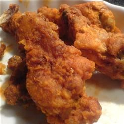 Easy Baked Chicken Wings Recipe