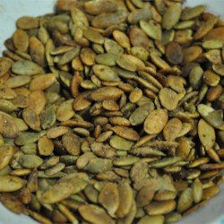 Pumpkin Seeds with Cinnamon and Salt Recipe