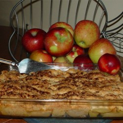 Image of Apple Dumpling Cake, AllRecipes