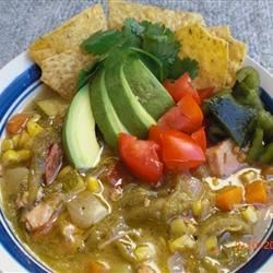 Mexican Corn Chowder Recipe