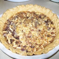 Pecan Chocolate Chip Pie Recipe