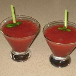 Strawberry Basil Margarita Recipe