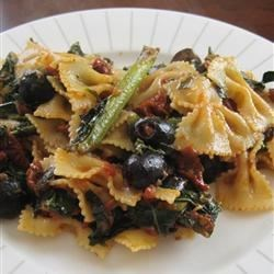 Photo of Mediterranean Pasta with Greens by Lia Soscia