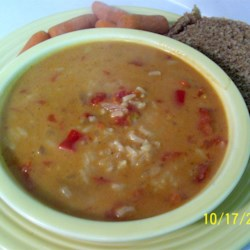 Image of African Peanut Soup, AllRecipes