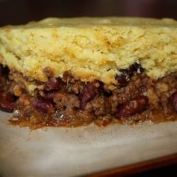 Slow Cooker Tamale Pie Recipe