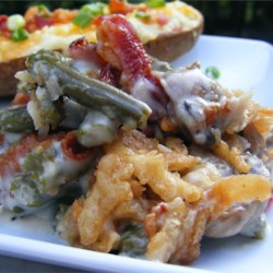 Green Bean Casserole Remix Recipe