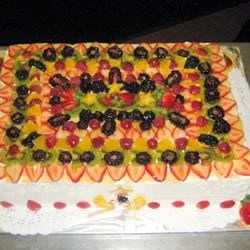 Mock Angel Food Cake