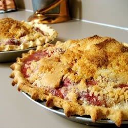 The Old Boy's Strawberry Pie Recipe