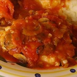 Photo of Baked Chicken Cacciatore by Christina