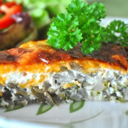 Lentil Quiche Recipe