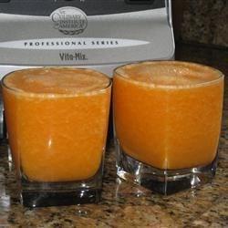 Ginger Carrot Orange Juice