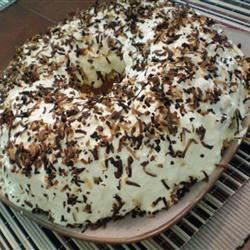 Hawaiian Frosted Cake Recipe