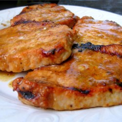 Bada Bing Pork Chops |