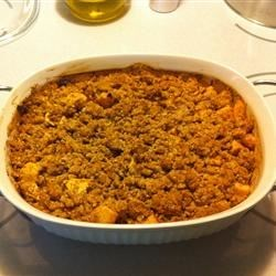 Image of Apple, Cranberry, And Pear Crisp, AllRecipes