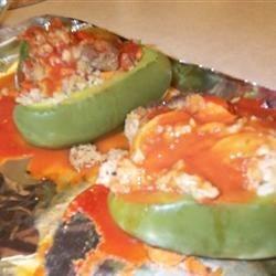 Yummy Stuffed Peppers!