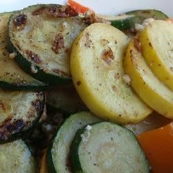 Photo of Grilled Zucchini and Squash by Jay Peaslee