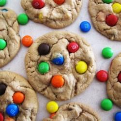 Robbi's M&Ms(R) Cookies