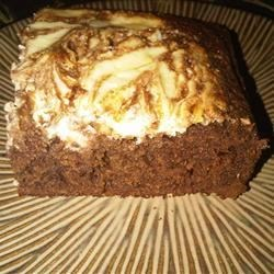 Chocolate Swirl Zucchini Sheet Cake