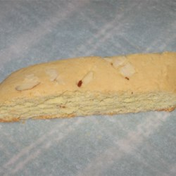 Biscotti Toscani - minus the chocolate