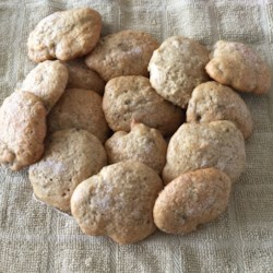 easy kids recipe for fluffy banana cookies printer friendly