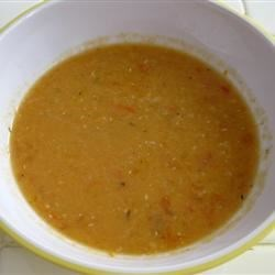 Image of Apricot Lentil Soup, AllRecipes