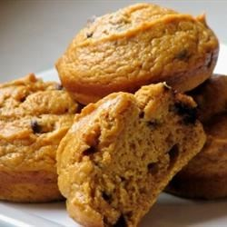 Addictive Pumpkin Muffins Recipe