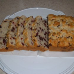 Nut and Fruit Bread Recipe