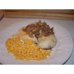 Beef Noodle Shepherd's Pie Recipe
